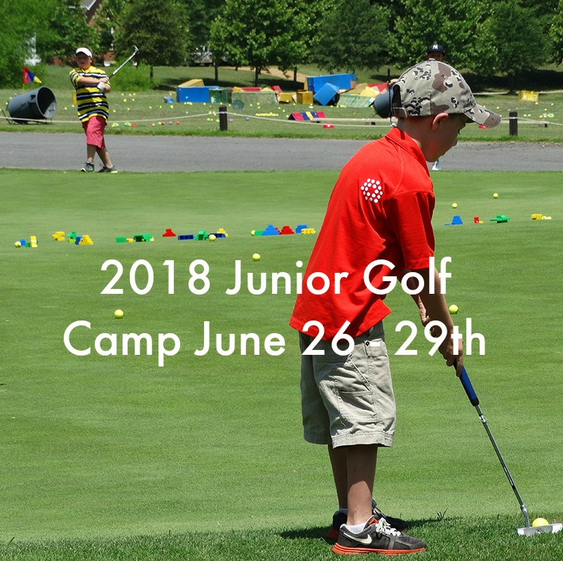 Junior Golf Camp – Sign up today!